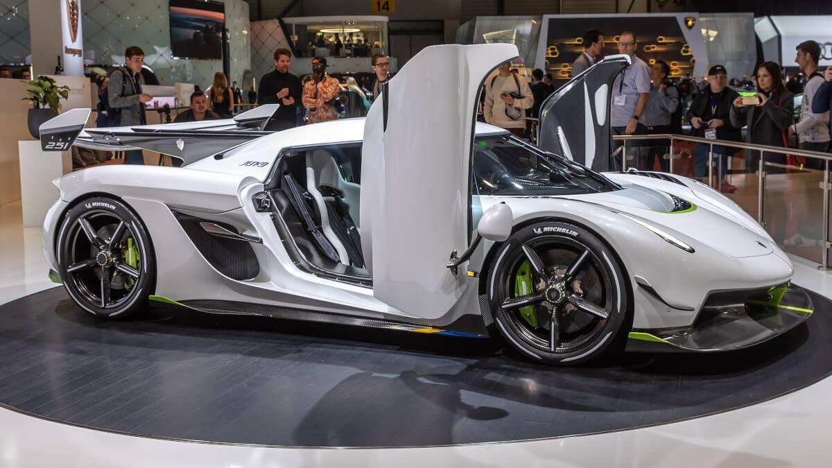 Vad kan du om bilmärket Koenigsegg?